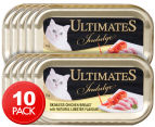 10 x Ultimates Indulge Cat Food Chicken & Lobster 85g 1