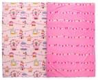 Freckles Fairground Single Bed Quilt Cover Set - Multi 2