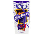 2 x Cadbury Favourites Mini Blocks 320g 2