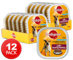 12 x Pedigree Complete Nutrition w/ Beef & Kidney 100g 1