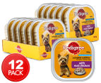 12 x Pedigree Complete Nutrition w/ Real Chicken 100g 1
