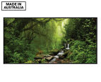 Romantic Rainforest 50x25cm Framed Wall Art 1