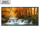 Autumn Waterfalls 50x25cm Framed Wall Art 1