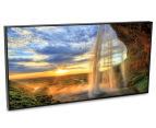 Mystical Waterfall 50x25cm Framed Wall Art 2