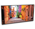 Rainbow Lane 50x25cm Framed Wall Art 2