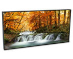 Autumn Waterfalls 50x25cm Framed Wall Art 2