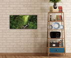 Romantic Rainforest 50x25cm Framed Wall Art 3