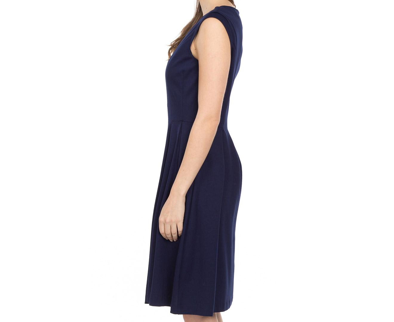 Diana Ferrari Women S Lelany A Line Dress Navy Great