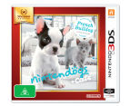 Nintendo 3DS Selects: Nintendogs + Cats - French Bulldog Game 1