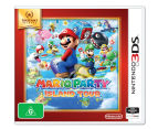 Nintendo 3DS Selects: Mario Party Island Tour Game 1