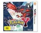 Nintendo 3DS Pokémon Y Game 1