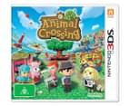 Nintendo 3DS Animal Crossing: New Leaf Game 1