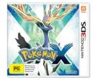 Nintendo 3DS Pokémon X Game 1