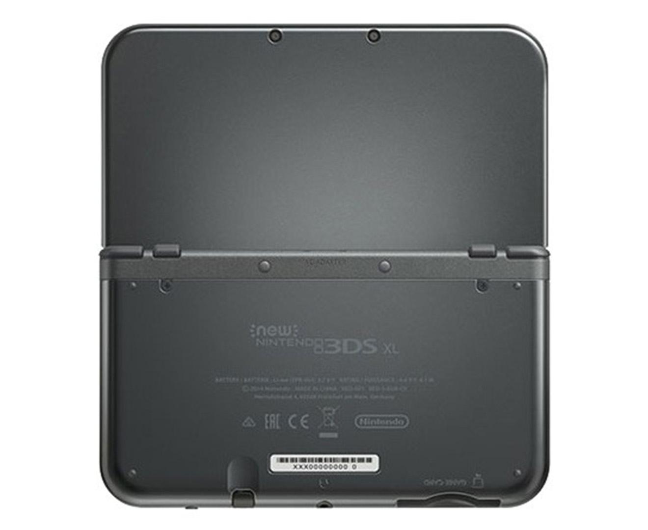 Nintendo 3ds Xl Game Console Metallic Black Catch Com Au