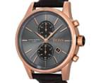 Hugo Boss Men's 42mm Chronograph Watch - Brown 3