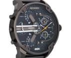 Diesel Men's 57mm Mr. Daddy 2.0 Multifunction Watch - Gunmetal 2