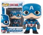 POP! Marvel Captain America: Civil War Vinyl Bobble Head 1