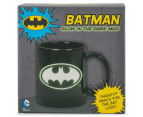 Batman Glow-In-The-Dark Mug - Black 6