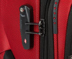 Antler Helix 4W 56cm Cabin Rollercase - Red 3