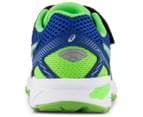 ASICS Pre-School Kids' GT-1000 5 Shoe - Blue/White/Green Gecko 4