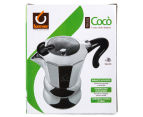 Forever Miss Coco 3-Cup Espresso Coffee Maker - Silver 6