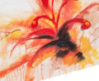 Longtailed Hummingbird 50x50cm Oil On Canvas Wall Art 5