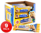 9 x Pedigree DentaFlex for Large Dogs 25kg+ 1
