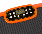 Vibration Machine Multiple Exercise Platform - Orange 5