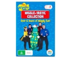 The Wiggles Wiggle-Tastic Collection 5-DVD Set 1