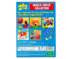 The Wiggles Wiggle-Tastic Collection 5-DVD Set 3