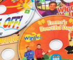 The Wiggles Wiggle-Tastic Collection 5-DVD Set 5