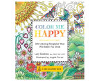 Color Me Happy Colouring Book 1