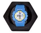 Casio Women's 41mm Baby-G BA120-2B Watch - Blue 5