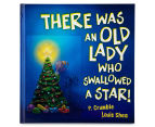 There Was an Old Lady Who Swallowed a Star Lenticular Cover Book 1
