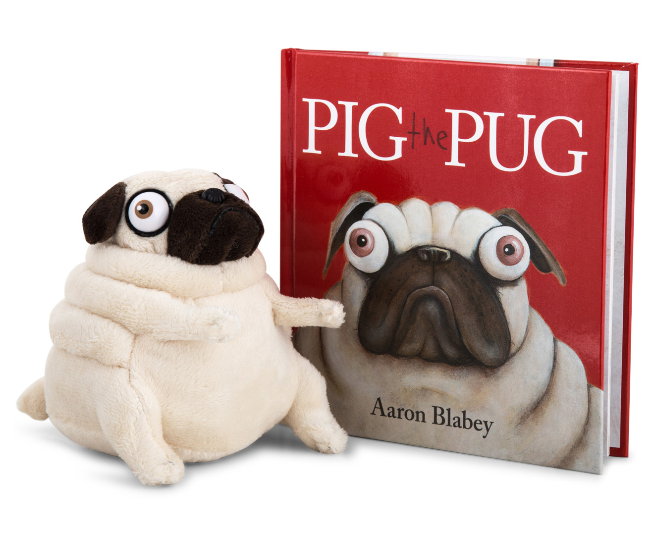 Pig the Pug Boxed Book Set w/ Plush Toy | Great daily ...