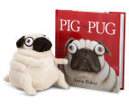 Pig the Pug Boxed Book Set w/ Plush Toy 1