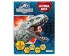 Jurassic World Press-Out Model Box 1