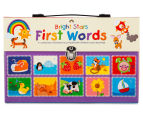 Bright Stars First Words 10 Early Learning Books 1