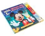 Mickey's Silly Shadow Book w/ Flashlight 2