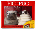 Pig the Pug Boxed Book Set w/ Plush Toy 2