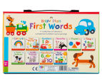 Bright Stars First Words 10 Early Learning Books 2