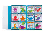 Dinosaur & Sea Friends 10 Early Learning Books 3