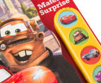 Disney Cars Mater's Surprise Play-A-Sound Book 4