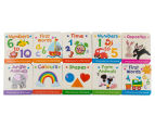 Bright Stars First Words 10 Early Learning Books 5