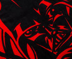 Star Wars 60x120cm Darth Vader Force Towel - Red/Black 2