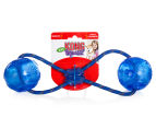 KONG Rope Squeezz Dog Toy - Blue 1