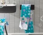Cosi Kids' 75 x 150cm Bath Towel - Confetti Stripe 2