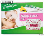 Trafalgar 20-Piece Baby Care Kit - Pink 1