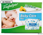 Trafalgar 20-Piece Baby Care Kit - Blue 1