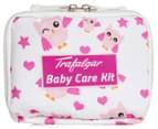 Trafalgar 20-Piece Baby Care Kit with digital thermometer - Pink 2